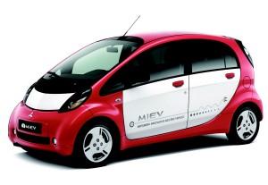 City-Stromer aus Japan: Der Mitsubishi imiev