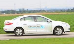Soll 2012 auf den Markt kommen: Renault Fluence Z.E.