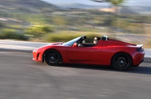 Der Tesla Roadster 2.5 (Foto: Tesla)
