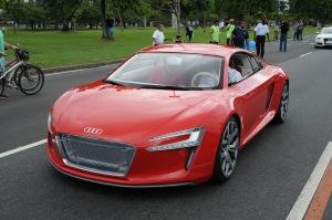Warum bringt Audi bringt seine vollelektrischen Modelle nicht in Serie?
