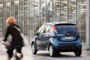 Der Peugeot iOn ist bislang nur als Leasing-Fahrzeug erhältlich (Foto: Peugeot)