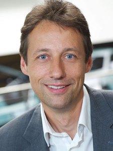 Professor Markus Lienkamp leitet den Lehrstuhl für Fahrzeugtechnik an der TU München