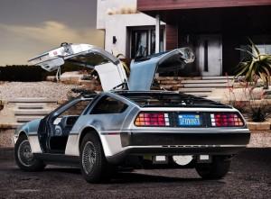 Das Kultauto DMC DeLorean soll es auch mit Elektroantrieb geben