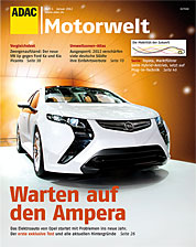 Motorwelt Cover 01/2012
