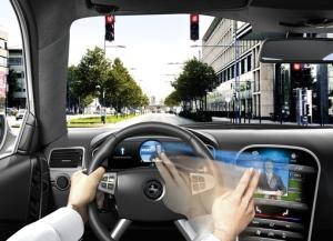 Noch Zukunftsmusik: Gestensteuerung für die Bedienung im Fahrzeug