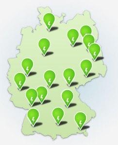 Wissen, wo Strom fließt (Quelle: SmartTanken.de)