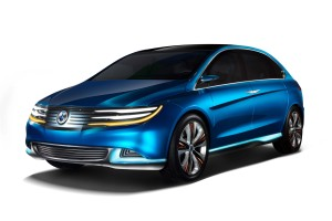 Gebaut von Daimler und BYD: Denza