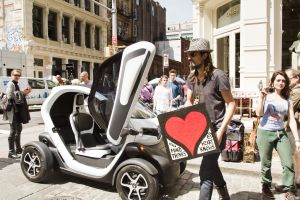 Renault Twizy: Wie viele Käufer fahren eigentlich auf ihn ab? Foto: Renault