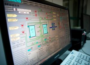 """""""So easy"""" ist in Wahrheit richtig kompliziert - System zur Netzstabilisierung. Foto: Siemens/Martin Hangen"""