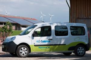 Viel Strom dahoam: Ein Ortsbesuch in Wildpoldsried. Foto: Siemens/Martin Hangen