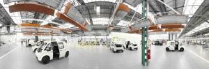 Die Mia wird in einem ehemaligen Heuliez-Werk in Westfrankreich gebaut