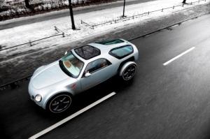Der Mindset war das erste E-Auto-Projekt von Murat Günak. Bis heute gibt es nur einen Prototypen