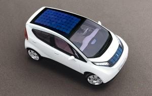 """Das """"Bluecar"""" hat in der Stadt eine Reichweite von 250 km."""