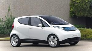 "Das französische E-Auto ""Bolloré Bluecar"" wurde von Pinifarina designt."