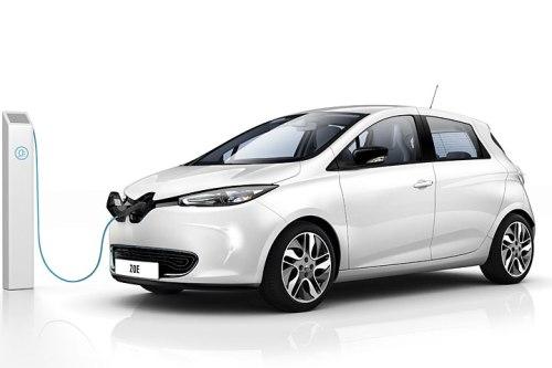 Der Renault Zoé erreicht eine Höchstgeschwindigkeit von 135 km/h und hat eine Reichweite von 210 km.