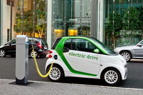 Umweltfreundlich unterwegs mit dem E-Smart to go
