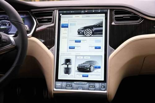 Tesla, Model S, Elektroauto