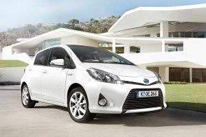 Der Toyota Yaris Hybrid ist seit Sommer 2012 auf dem Markt.
