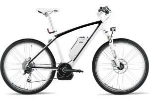 So sieht ein BMW mit Elektromotor aus: Das Cruise E-Bike.