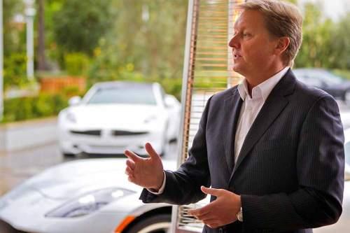Henrik Fisker will die von ihm mitgegründete Firma retten.