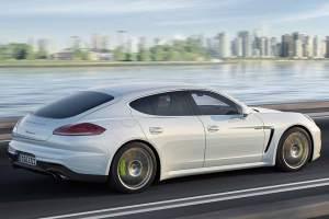Panamera S E-Hybrid: Sportlicher und luxuriöser Gran Turismo mit Plug-In Hybridantrieb.