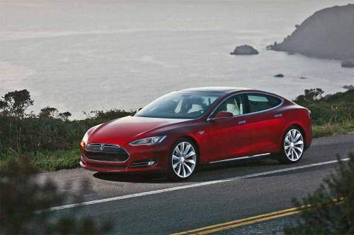 Erfolgsauto: Tesla Model S