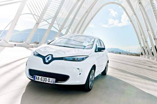 Der Renault Zoe kostet 21.700 Euro plus monatlicher Akkumiete.