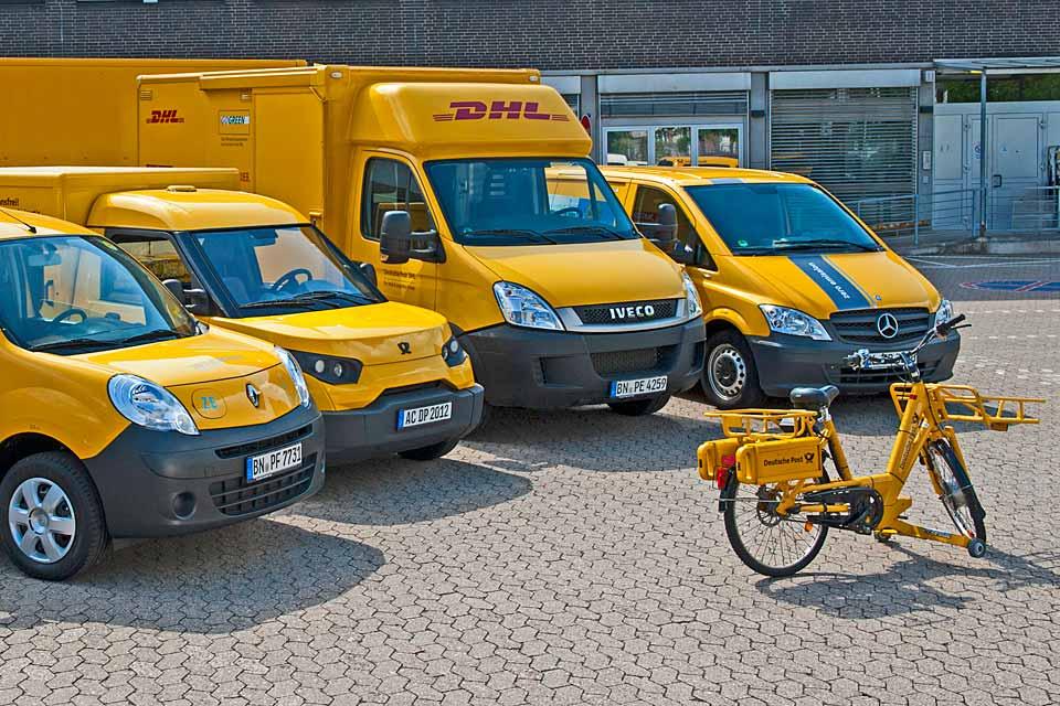 Pionier Deutsche Post | Das elektrische Fahrtenbuch: https://adacemobility.wordpress.com/2013/06/05/e-pionier-deutsche-post/