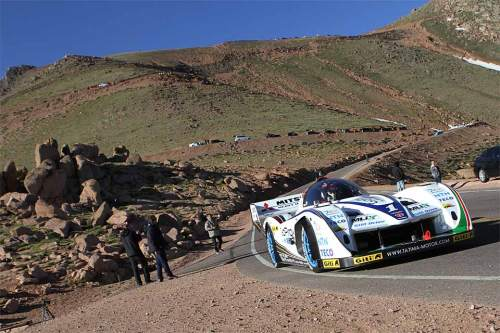 "Das ""Monster"" am Pikes Peak"