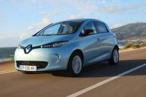 Staatlich subventionierter Verkaufsschlager in Frankreich: Der Renault Zoe.