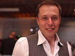 Elon Musk, Erfinder und Gründer der Fahrzeugmarke Tesla, so etwas wie der Steve Jobs der Elektromobilität.