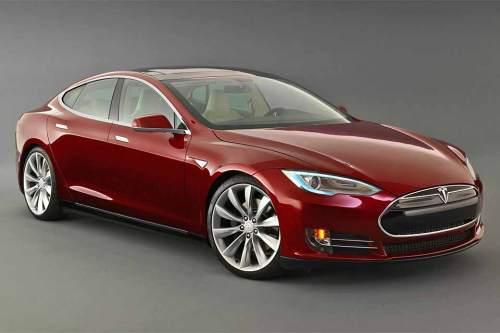 Teslas Model S kann vor allem mit seiner Reichweite von über 400 Kilometern punkten.