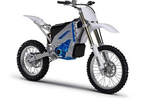 Geländegängiges E-Motorrad: Studie PED1 von Yamaha