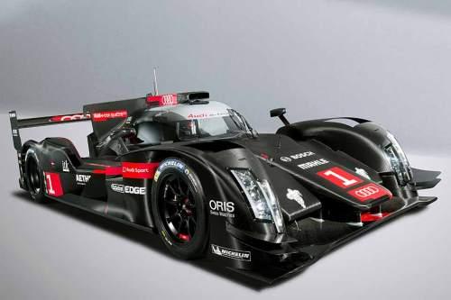 Komplett überarbeitet: Audi R18 E-Tron Quattro für die 24 Stunden von Le Mans 2014