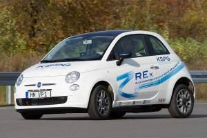 Einfach mal die Reichweite eines E-Autos vergrößern: Ein Range-Extender zum Nachrüsten, aber nur für den Hersteller.