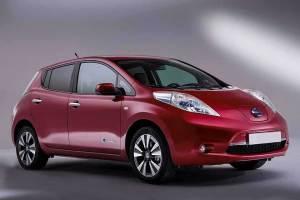 Seit Monaten eines der beliebtesten E-Autos in Norwegen: Der Nissan Leaf.