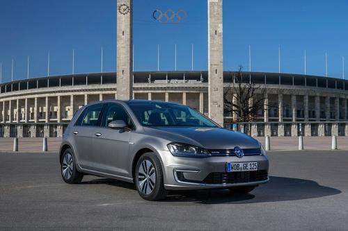 VW, VW Golf, Elektromobilität, E-Golf, Nissan Leaf, Tesla