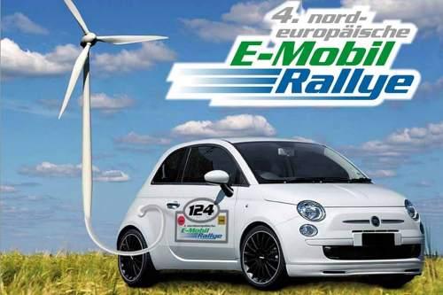 Ein normaler Führerschein genügt für die Teilnahme an der E-Mobil-Rallye NER. Motorsporterfahrung braucht es nicht.