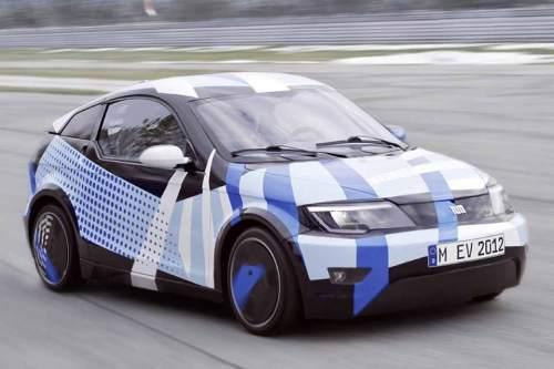 Elektroauto, E-Auto, Visio.M, TU München, Prototyp