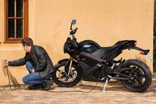 Motorrad, Zero S, E-Motorrad, Elektro