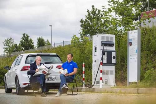 Elektromobilität, E-Golf, E-Auto, Elektroauto