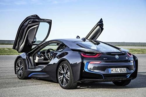 BMW, Elektroauto, E-Auto, Batterie, Samsung, Tesla