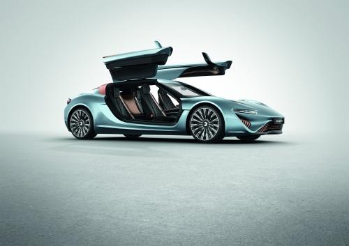 Quant, Elektroauto, E-Auto, Batterie
