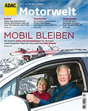 ADAC Motorwelt 12/2014