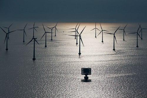 Sind Offshore-Windparks der richtige Weg? (Foto: Siemens)