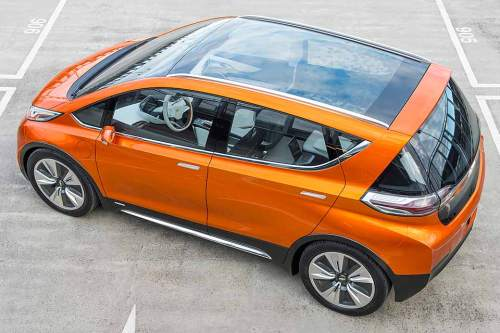 Der Gegner für den Tesla Model 3? Tesla will von 2017 an ein kompaktes E-Auto anbieten.