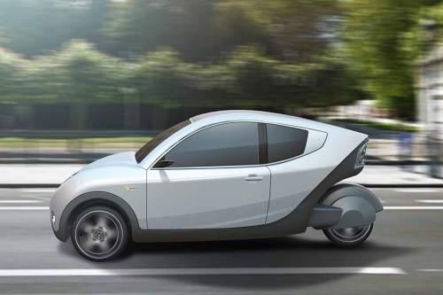 Drei gewinnt. Das E-Car333 soll 2016 zum Verkauf stehen.