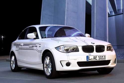 """Versuchsobjekte: 15 dieser BMW ActivE waren für das Projekt """"LangstreckE"""" drei Monate im Einsatz."""
