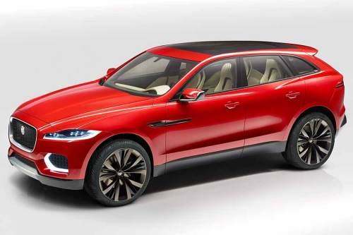 Noch ein Prototyp: Der C-X17 soll das erste SUV der Marke Jaguar werden.