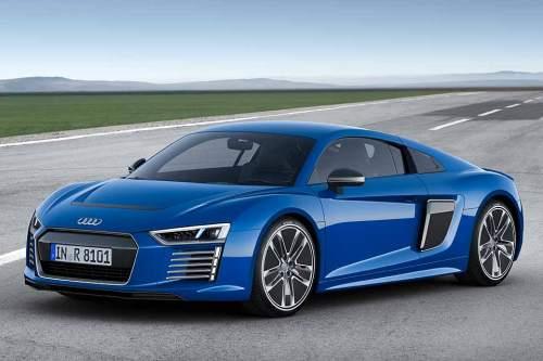 Technisch enorm weiterentwickelt: Der Audi R8 e-tron.